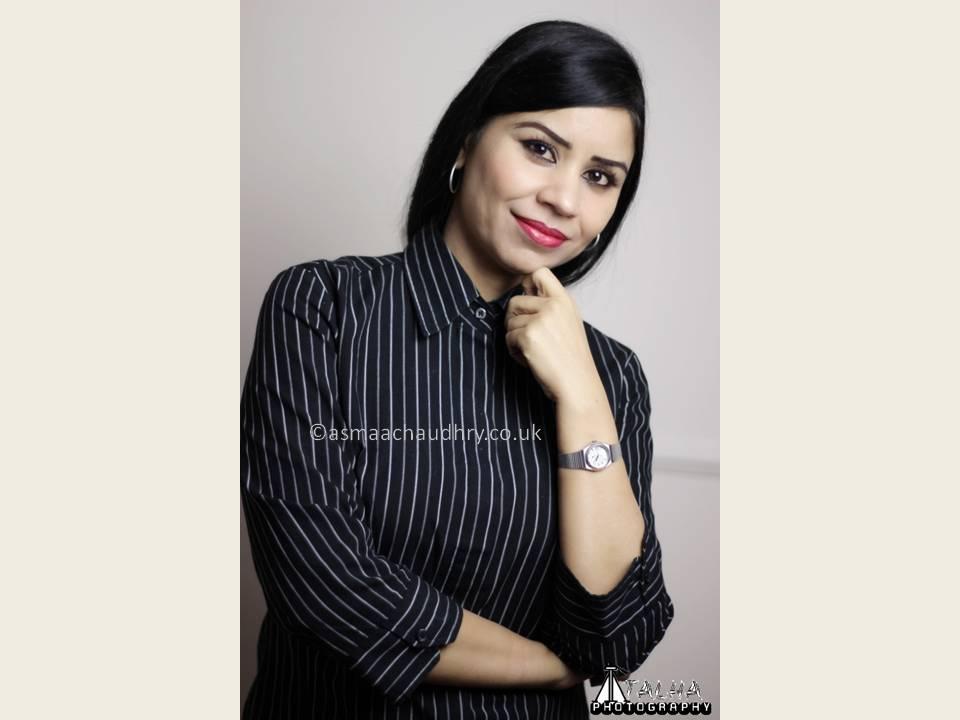 Asma Chaudhry Journalist